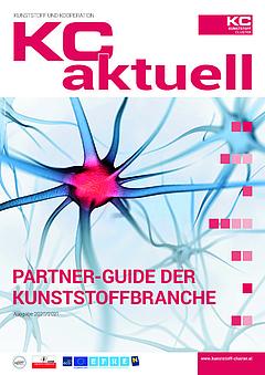 Der neue Partner-Guide der Kunststoff-Branche Ausgabe 2020/2021 © Business Upper Austria