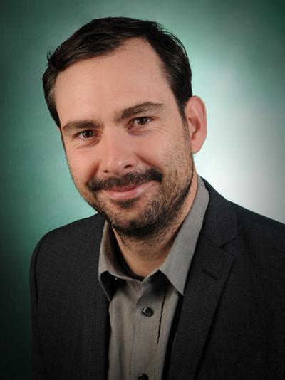 Dr.-Ing. Patrick Hirsch ist wissenschaftlicher Mitarbeiter im Bereich Polymerverarbeitung am Fraunhofer-Institut für Mikrostruktur von Werkstoffen und Systemen IMWS © Privat