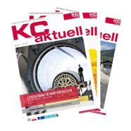 KC-aktuell - das Magazin für Kunststoff und Kooperation